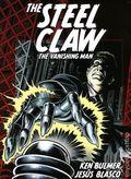 Steel Claw The Vanishing Man HC (2005 Titan Books) 1-1ST