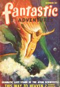 Fantastic Adventures (1939-1953 Ziff-Davis Publishing) Pulp Oct 1948