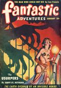 Fantastic Adventures (1939-1953 Ziff-Davis Publishing ) Vol. 12 #1