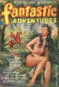 Fantastic Adventures (1939-1953 Ziff-Davis Publishing) Pulp Oct 1952