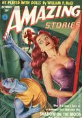 Amazing Stories (1926-Present Experimenter) Pulp Vol. 26 #10