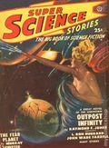 Super Science Stories (1940-1951 Popular Publications) Pulp Vol. 6 #2