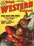 Dime Western Magazine (1932-1954 Popular Publications) Pulp Vol. 52 #4