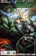 Incredible Hulk (2009 3rd Series) 606.2ND