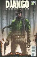 Django Unchained (2012 DC Vertigo) 1B