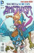 Sword of Sorcery featuring Amethyst (2012 DC) 3B