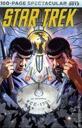Star Trek 100 Page Spectacular (2011 IDW) 2012W