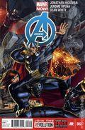 Avengers (2013 5th Series) 2A
