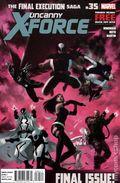 Uncanny X-Force (2010 Marvel) 35A