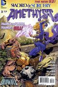 Sword of Sorcery featuring Amethyst (2012 DC) 3A