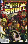JSA Liberty Files The Whistling Skull (2012) 1A