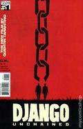 Django Unchained (2012 DC Vertigo) 1A