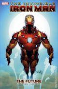 Invincible Iron Man HC (2008-2012 Marvel) By Matt Fraction 11-1ST