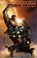 Invincible Iron Man TPB (2009-2013 Marvel) By Matt Fraction 9-1ST