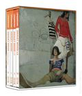 Sparrow HC Boxed Set (2012 IDW) Ashley Wood SET-1