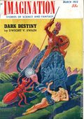 Imagination (1950-1958 Greenleaf) Stories of Science and Fantasy/Science Fiction Vol. 3 #2