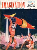 Imagination (1950-1958 Greenleaf) Stories of Science and Fantasy/Science Fiction Vol. 8 #4