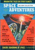 Space Adventures (1970-1971 Ultimate) Pulp 9
