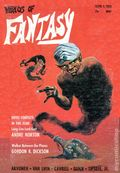 Worlds of Fantasy (1968 Galaxy/Universal) Pulp Vol. 1 #2