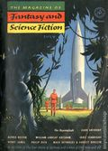 Fantasy and Science Fiction (1949-Present Mercury Publications) Pulp Vol. 5 #1