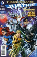 Justice League (2011) 15COMBO