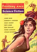 Fantasy and Science Fiction (1949-Present Mercury Publications) Pulp Vol. 22 #5