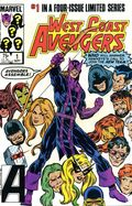 West Coast Avengers (1984 Limited Series) 1