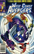 West Coast Avengers (1984 Limited Series) 3