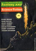 Fantasy and Science Fiction (1949-Present Mercury Publications) Pulp Vol. 28 #1