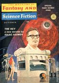 Fantasy and Science Fiction (1949-Present Mercury Publications) Pulp Vol. 31 #4