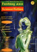 Fantasy and Science Fiction (1949-Present Mercury Publications) Pulp Vol. 34 #4