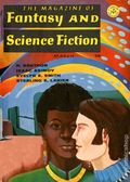 Magazine of Fantasy and Science Fiction (1949-Present Mercury Publications) Pulp Vol. 36 #3