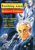 Fantasy and Science Fiction (1949-Present Mercury Publications) Pulp Vol. 37 #1