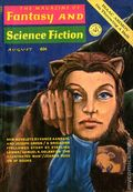 Fantasy and Science Fiction (1949-Present Mercury Publications) Pulp Vol. 37 #2
