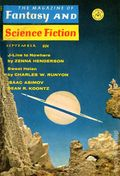 Magazine of Fantasy and Science Fiction (1949-Present Mercury Publications) Vol. 37 #3