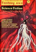 Magazine of Fantasy and Science Fiction (1949-Present Mercury Publications) Pulp Vol. 37 #5