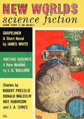 New Worlds Science Fiction (1960 digest) Vol. 1 #4