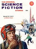 Science Fiction Stories (1955-1960 Columbia Publications) Pulp 3rd Series Vol. 7 #2