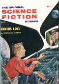 Science Fiction Stories (1955-1960 Columbia Publications) Pulp 3rd Series Vol. 8 #2