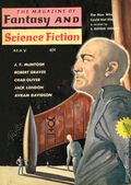Fantasy and Science Fiction (1949-Present Mercury Publications) Pulp Vol. 16 #5
