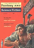 Magazine of Fantasy and Science Fiction (1949-Present Mercury Publications) Vol. 16 #6