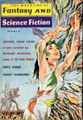 Magazine of Fantasy and Science Fiction (1949-Present Mercury Publications) Vol. 24 #3