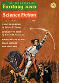 Fantasy and Science Fiction (1949-Present Mercury Publications) Pulp Vol. 30 #1