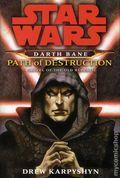 Star Wars Darth Bane Path of Destruction HC (2006 Novel) 1-1ST