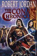 Conan Chronicles HC (1995 Tor Novel) By Robert Jordan 1-1ST