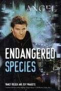 Angel Endangered Species HC (2002 Novel) 1-1ST
