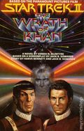 Star Trek II The Wrath of Khan HC (1982 Novel) 1B-1ST