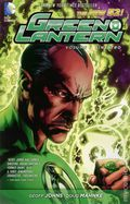 Green Lantern TPB (2012-2017 DC Comics The New 52) 1-1ST