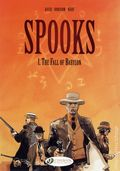 Spooks GN (2012-2016 Cinebook) 1-1ST