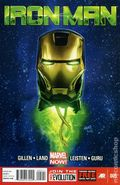 Iron Man (2012 5th Series) 5A